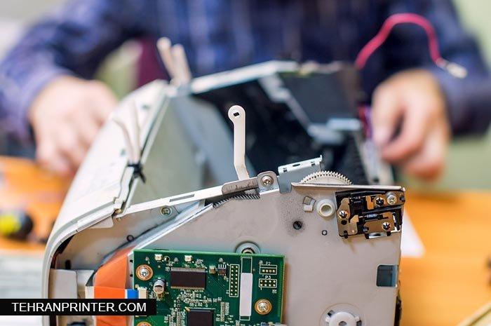 نمایندگی تعمیرات پرینتر های HP - اچ پی در ایران